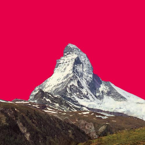 Maya de Forest | Das Matterhorn | inkjet print on archival paper | 2015