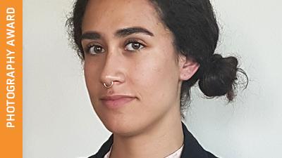 Mariana Muñoz Gomez, PLATFORM award winner for 2018